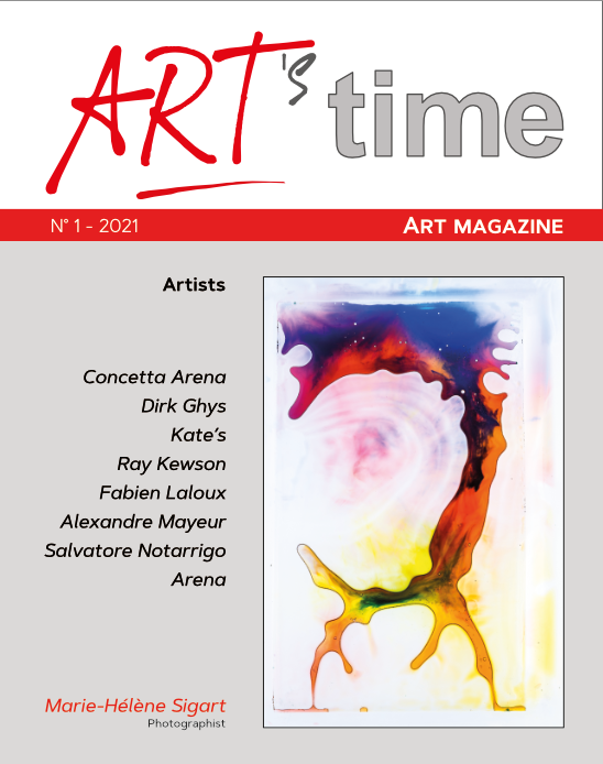 ART's time magazine